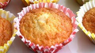Vanilla Capcake کپ کیک خوشمزه  ونیلا