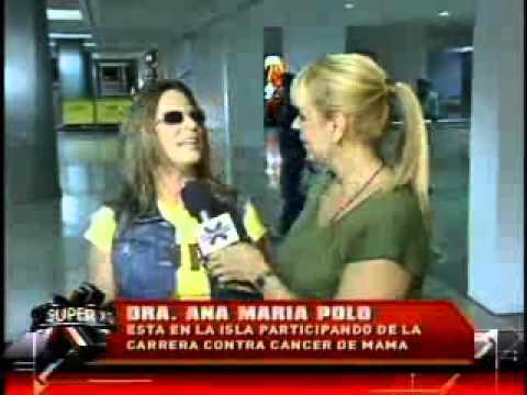 foto de SuperXclusivo 10/8/10 Ana María Polo responde a insinuaciones y lo de Daniel Besil 1/2 YouTube