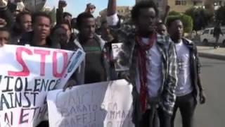 WALALOO *HAQA KOON FALMADHE* USMAAN BAAYYUU'tiin *Oromoprotests* (new 2016 oromo poem)