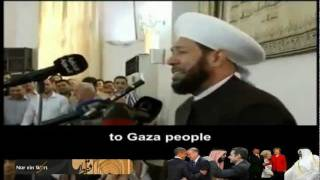Grand Mufti of Syria on Arab rulers and their TV channels