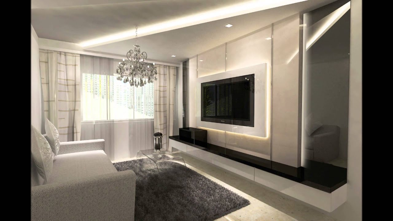 Sleek interior pte ltd singapore youtube A sleek apartment the divides rooms creatively