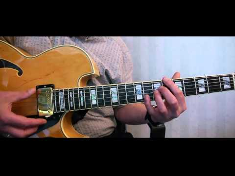 April Joy (Pat Metheny) basic and extended voicings