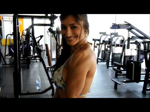 TRICEPS TRAINING COMPETITION OF RAQUEL HERNANDEZ OLMO.wmv