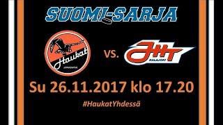 Download Lagu Maalikooste Haukat - JHT SS 26.11.2017 Gratis STAFABAND