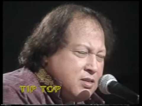 Ah Jaa Tenu Akhiyan Udeek Diyan♠ Nusrat Fateh Ali Khan ♠ video