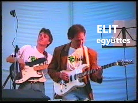 Elit együttes 1993 Május 1. Nyergesújfalu