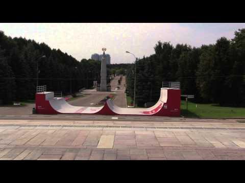 00221 рампа МТС #WOWMOSCOW в парке Победы