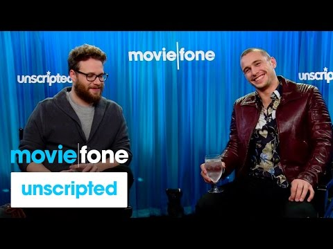 James Franco & Seth Rogen Interview | Unscripted | Moviefone