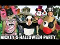 Mickey's Halloween Party at Disneyland & Huge Trick-or-Treat ...