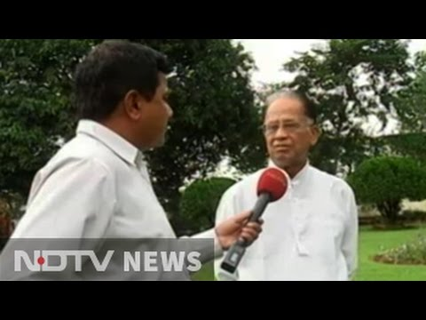 I don't accept exit polls, says Assam Chief Minister Tarun Gogoi