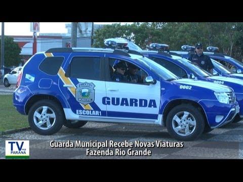 Entrega de Novas Viaturas GM Fazenda Rio Grande - YouTube