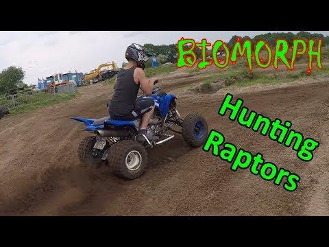 KFX 700 vs Raptor 700R | Himmelfahrts-Kommando im Baggerpark 2018