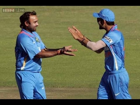 Amit Mishra 6 Wickets 5th ODI India vs Zimbabwe 2013