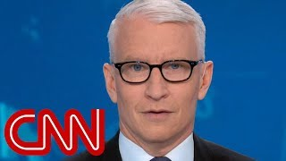 Cooper stunned by Trump's comments on North Korea