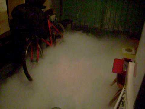 Machine à fumée lourde