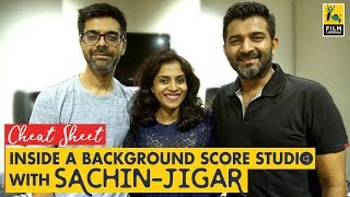 How To Create Background Score For A Film | Sachin- Jigar | Sneha Menon Desai