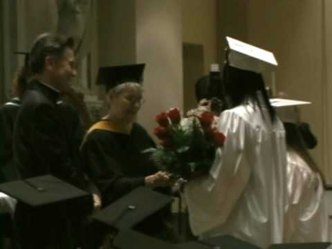St Saviour High School Graduation Ceremony part 3