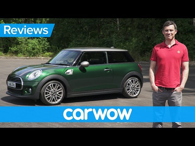 MINI Hatchback 2017 review | Mat Watson Reviews - YouTube