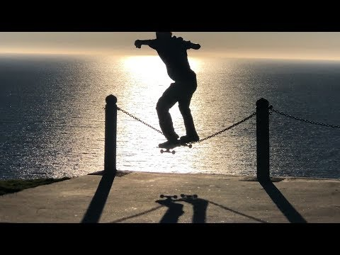 MAGIC TRICKS WITH ANDY ANDERSON & THE POWELL PERALTA TEAM !!! - NKA VIDS -