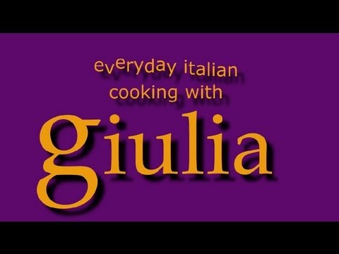 Chicken Parmesan - Everyday Italian Cooking with Giulia-