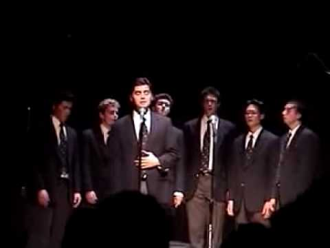 UC Men's Octet - Bohemian Rhapsody