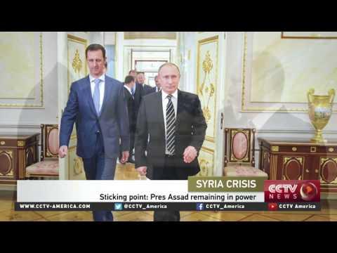 Kamran Bokhari on Syria peace talks