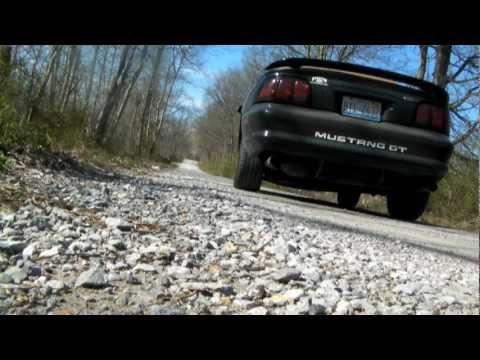 Ford Mustang GT V8 4,6 L - Sound - Beschleunigung - Acceleration (HD)