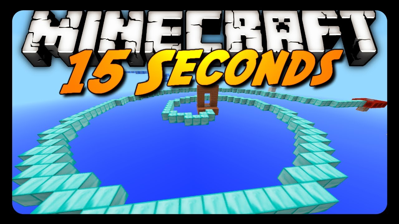 15 Second Parkour Map