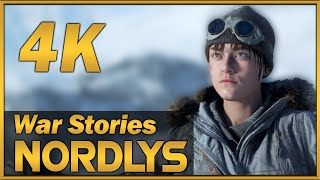 Battlefield V (PC) - 4K Gameplay - War Story 2 - Nordlys - Walkthrough [4K 60fps]