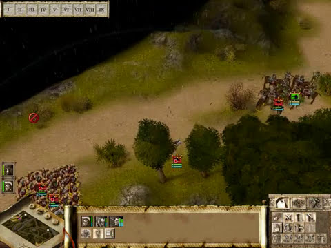 Praetorians Gameplay part2 (konečný part)