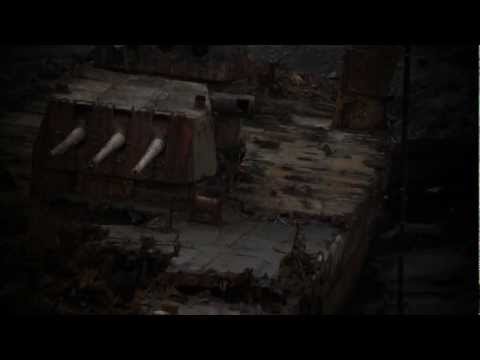 Urban Exploration - Russian Cruiser Murmansk (Sørvær, Norway)