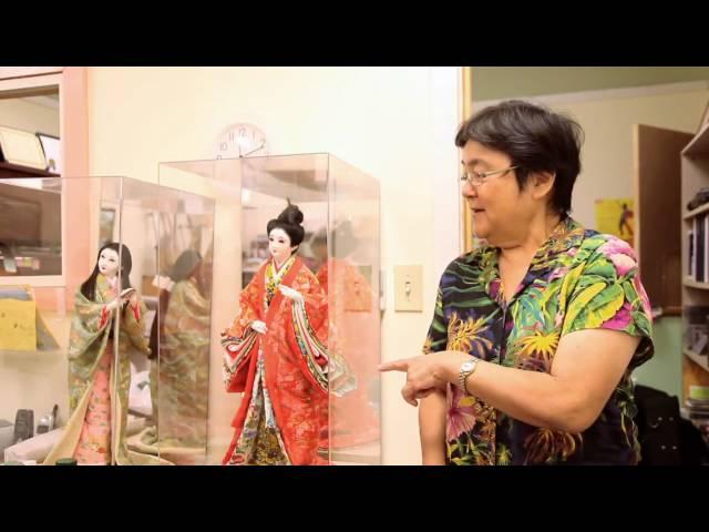Mama KoAloha - Japanese Kimono Dolls
