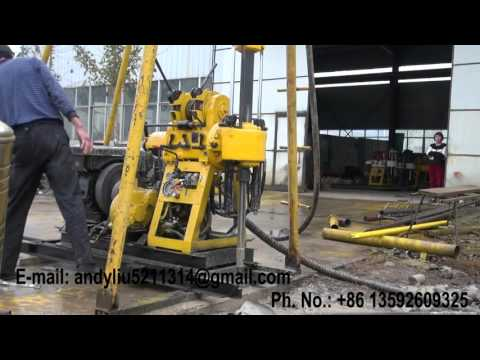 hydraulic drilling rig video 20 for upload