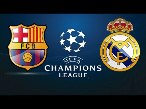 Real Madrid vs Barcelona I Semi Final UEFA Champions League I PES 2014