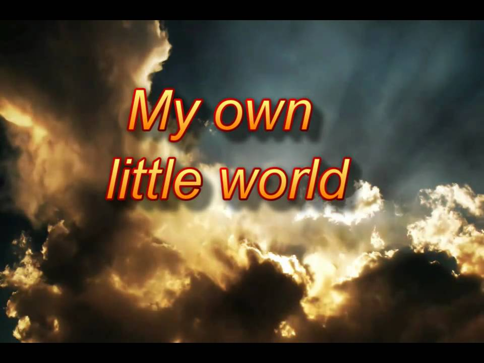 my own little world Original master multitracks, charts, patches, and instrument parts for rehearsal  view all products & resources available for my own little world by matthew.