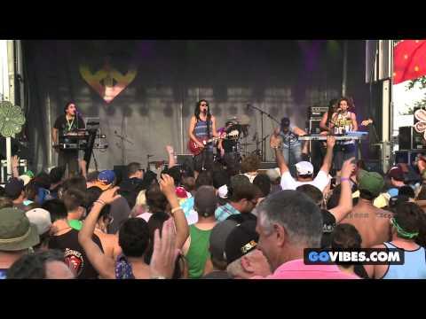 """Tribal Seeds performs """"The Garden"""" at Gathering of the Vibes Music Festival 2013"""