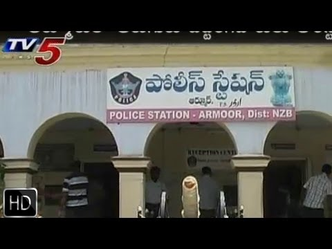 Police arrested In Cricket batting People -  TV5