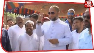 AIMIM Chief Asaduddin Owaisi Casts His Vote In Hyderabad | Live Updates