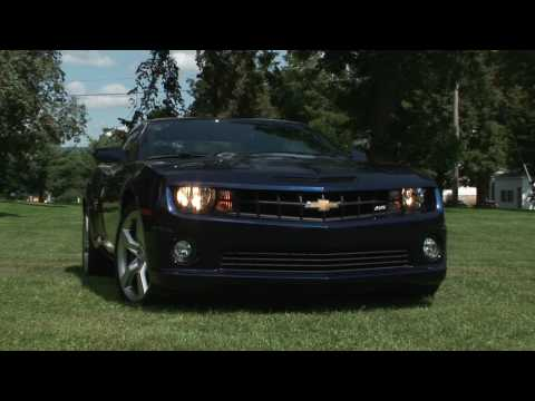 2010 Chevrolet Camaro SS Drive Time review