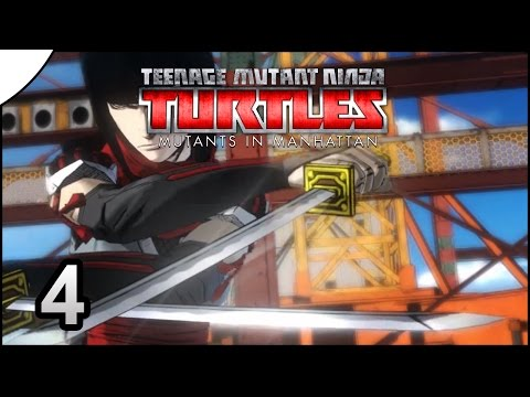 TMNT: Mutants in Manhattan || Karai Fail