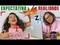 EXPECTATIVA VS REALIDADE YOUTUBE! - JULIANA BALTAR