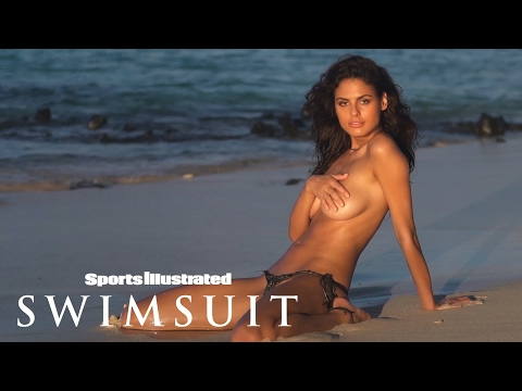 Bo Krsmanovic Brings The Heat In Her Steamy Fiji Shoot | Intimates | Sports Illustrated Swimsuit