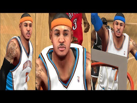 NBA - Carmelo Anthony Free Agency 2014! The ULTIMATE Decision!
