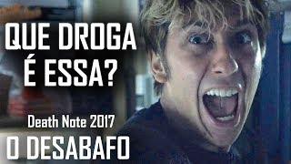 NUNCA ASSISTA O DEATH NOTE DA NETFLIX | O Desabafo