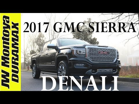 NEW TRUCK! 2017 GMC Sierra Denali Ultimate First Look!