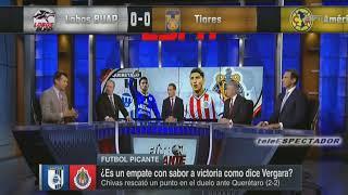 Analisis del QUERETARO vs CHIVAS - Jornada 7 Clausura 2018 - Futbol Picante