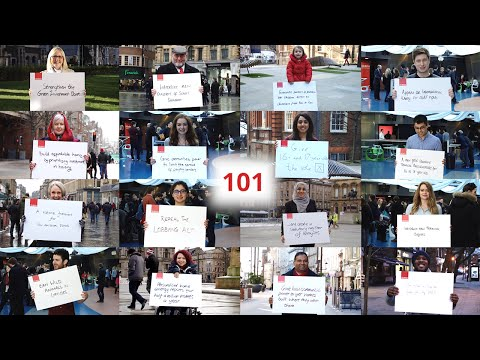 101 reasons to vote Labour in 101 seconds
