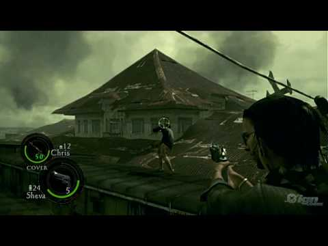 Resident Evil 5 PC Reviews