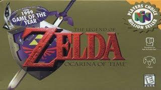 Nintendo 64 Livestream - The Legend of Zelda: Ocarina of Time em Portugues #6