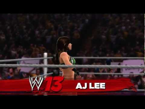 WWE '13 downloadable content...revealed! (Official)